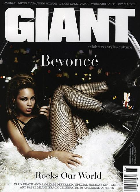 Beyonce en Giant 2009:picasa,girls magazine0