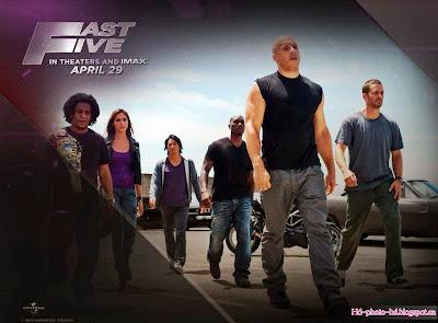 玩命關頭5(Fast Five 或 Fast & Furious 5)