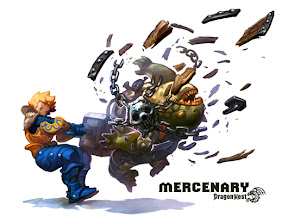 Warrior > Mercenary
