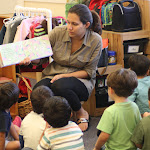 LePort Montessori Preschool Toddler Program Huntington Pier - story telling time