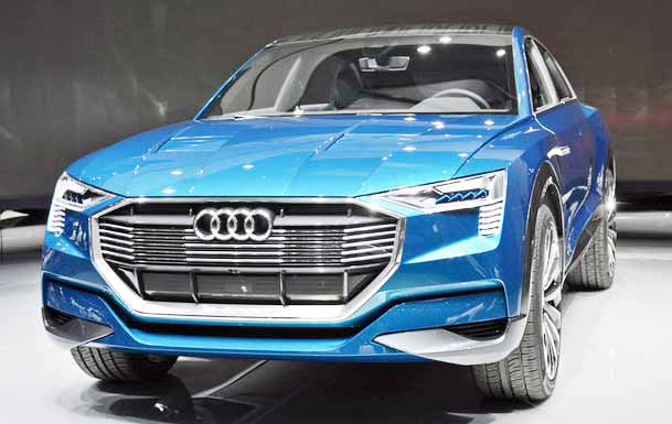 Audi Q5 Electric Next Generation, Model and Concept in Mexico