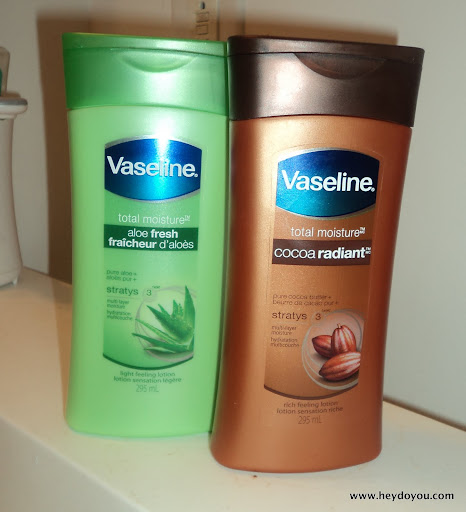 Say GOODBYE to dry skin with @VaselineBrand