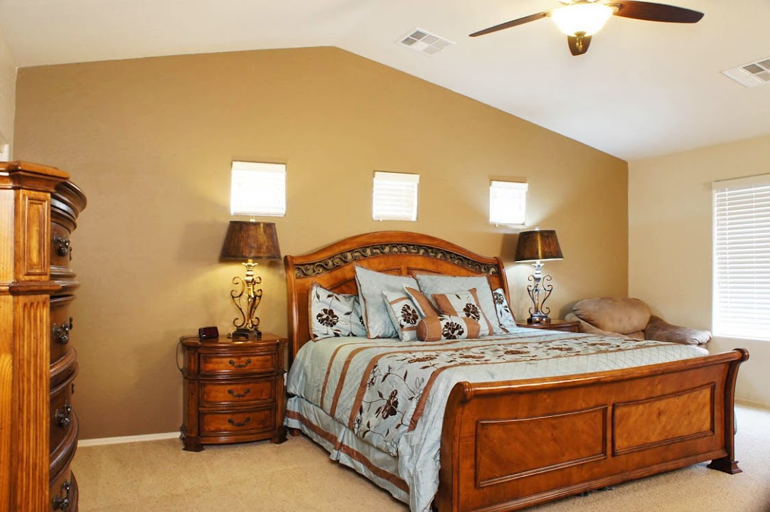 Casa Grande homes for sale master bedroom