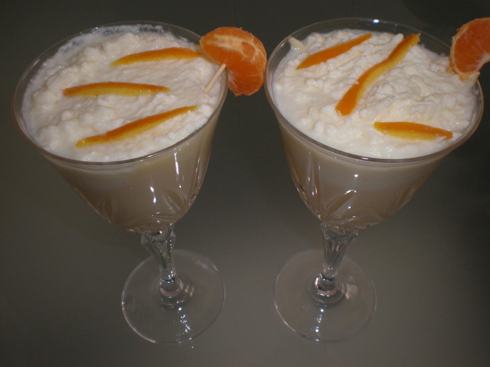 Espuma de lim n y naranja cocina - Espuma de limon ...