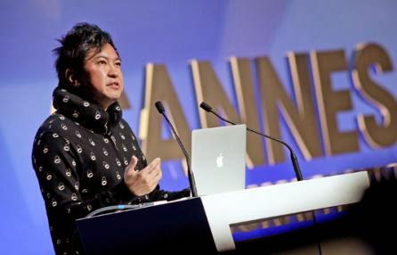 El genio creativo Morihiro Harano, representante de la buena cara del Marketing