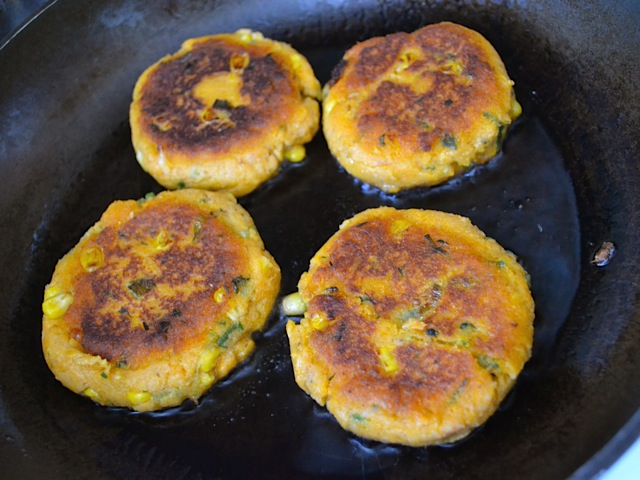fry patties