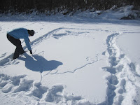 Фоторепортаж с тренинга по ньяса-йоге 12-18 февраля 2012г в Карпатах.765