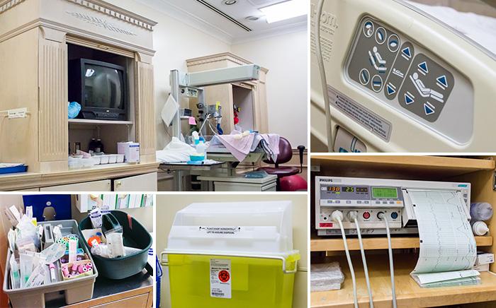 Роды в Канадской Больнице. Часть 1 - Общие Моменты, Схватки, Анестезия