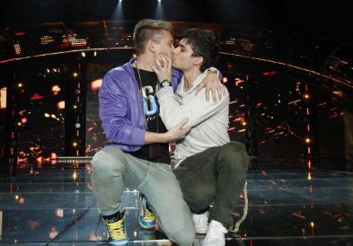 gemelli gay italiani
