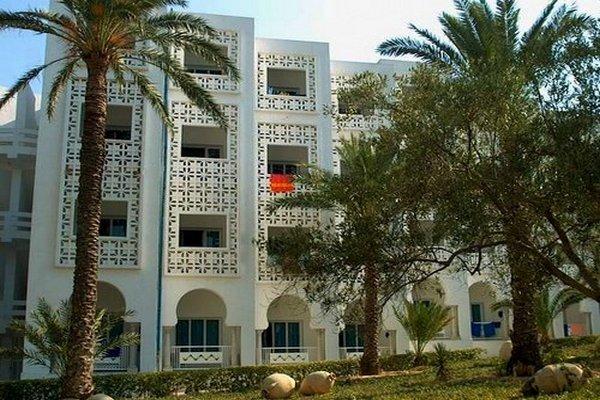 Тунис Отель Мархаба
