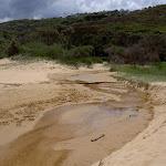Creek behind Putty Beach