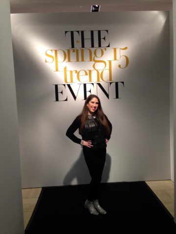The High Heeled Brunette at Neiman Marcus Spring Event