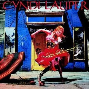 CyndiLauperShesSoUnusual Download Cyndi Lauper   Shes So Unusual (1983)