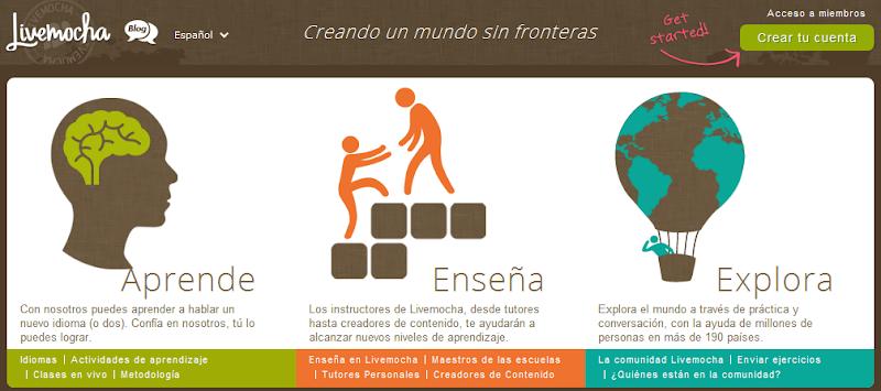 Livemocha, una comunidad para aprender Idiomas gratis por Internet