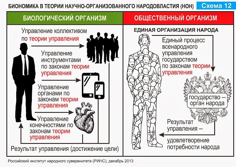 Биономика