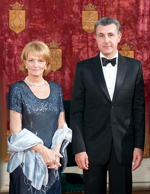 Vizită regală la Londra, martie 2014 - Principesa Moștenitoare Margareta și Principele Radu