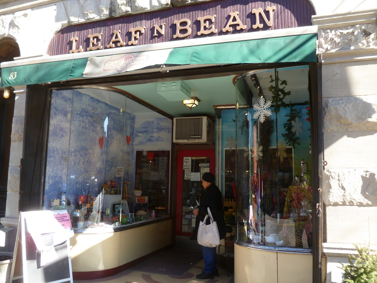Park Slope Mainstay, Leaf & Bean, Going Out Of Business
