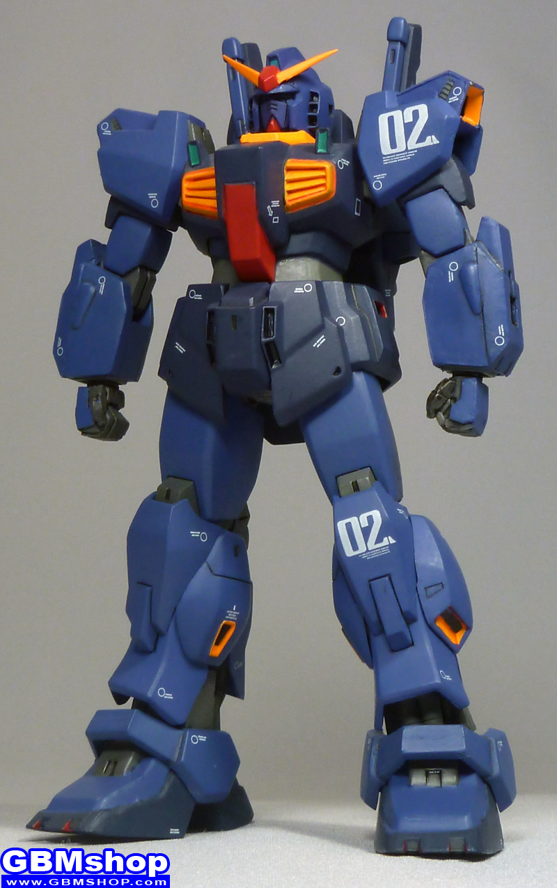 Gundam FIX Figuration items #0012 RX-178 GUNDAM Mk-II Titans Color