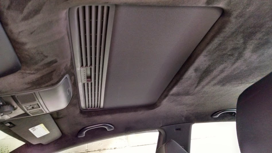 custom suede headliner vw gti mkvi forum vw golf r forum vw golf mkvi forum vw gti forum. Black Bedroom Furniture Sets. Home Design Ideas