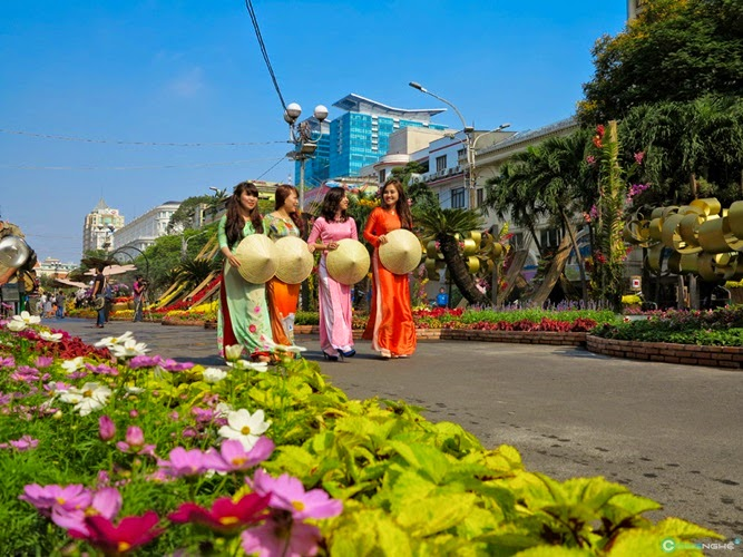 Tìm khung hình Tết đẹp cho anh em nhiếp ảnh gia Sài Gòn - 62952