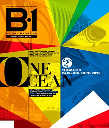 B1 Magazine, April 2012