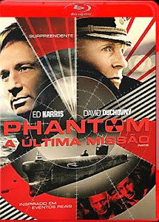 Filme Poster Phantom: A Última Missão BDRip XviD Dual Audio & RMVB Dublado