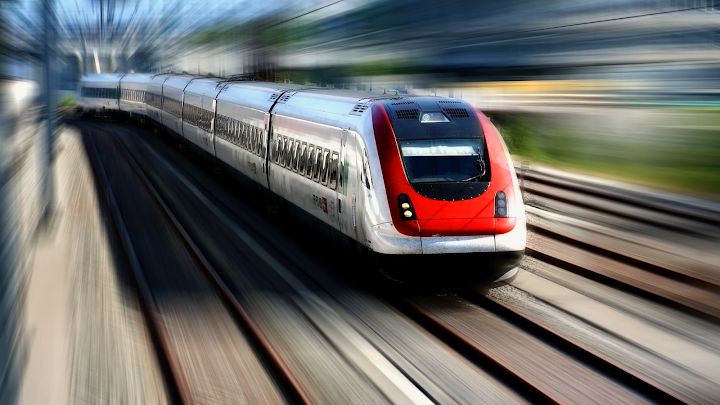 High Speed Train II wallpaper
