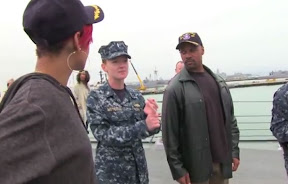 Battleship: Director partners with America's military