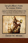Genghis Khan's Rules for Writers