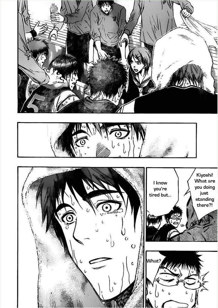 Kuroko no Basket Manga Chapter 160 - Image 12