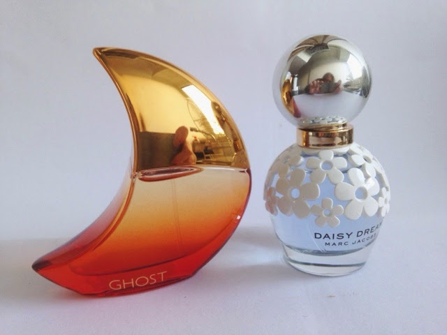 Ghost Eclipse & Marc Jacobs Daisy Dream