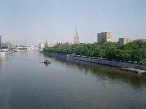 На Москва-реке