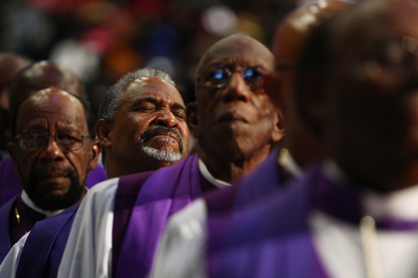 The Dunamis Word: Calling Out To ALL COGIC Bishops