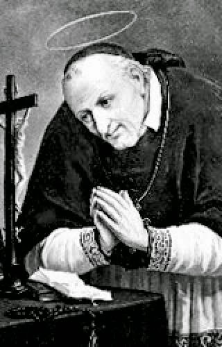 Feast Of St Alphonsus De Liguori
