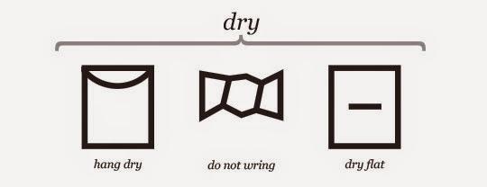 Cách sấy quần áo đúng cách