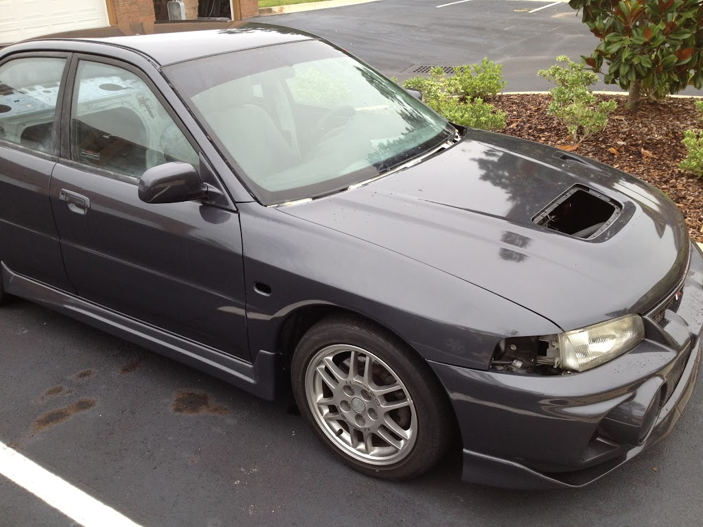 01 Mirage to Evo IV Conversion - Mirage Performance Forums