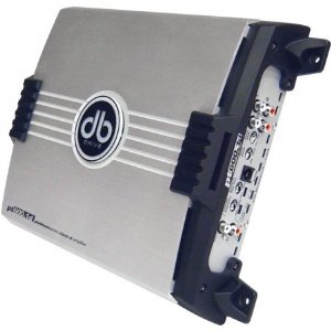 Low Cost DB Drive PT600 1D 600W Class D Mono Amplifier