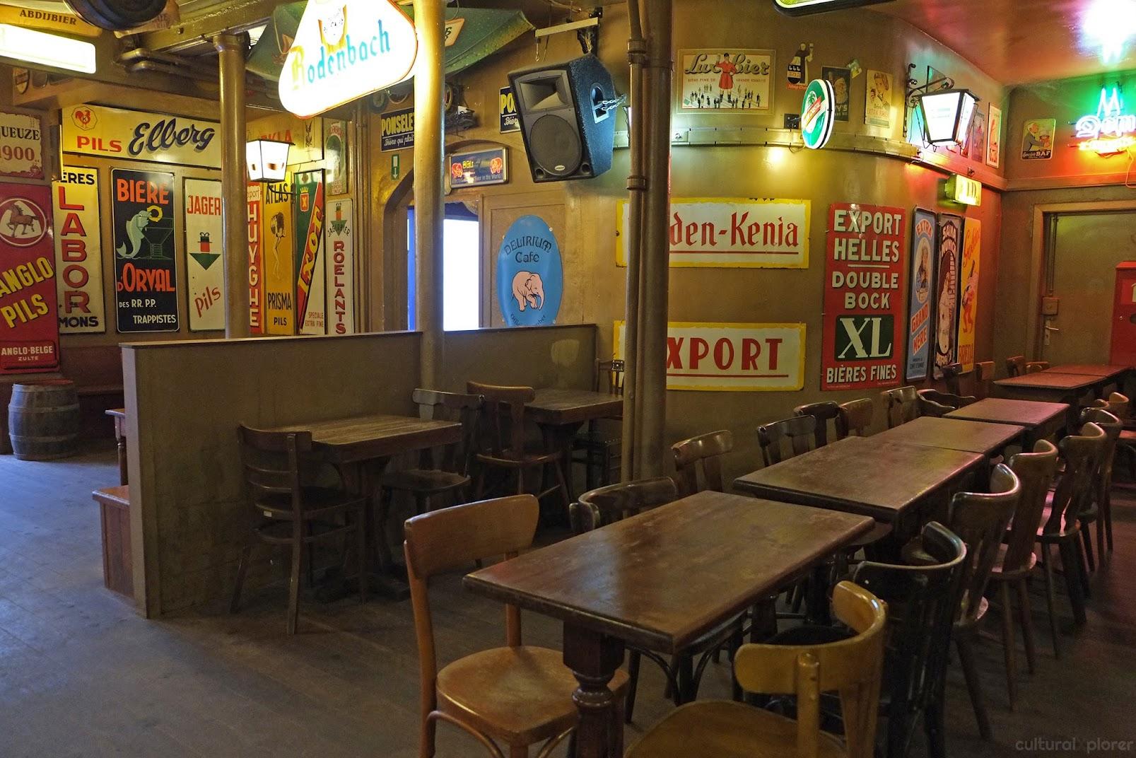 Delirium Cafe Brussels