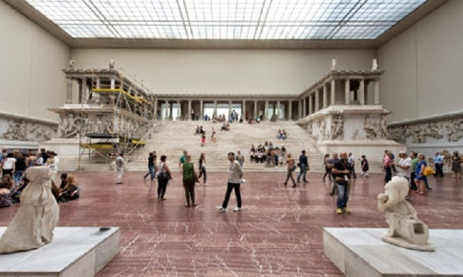 Travel: Berlin's Pergamon Altar to close for five year restorations