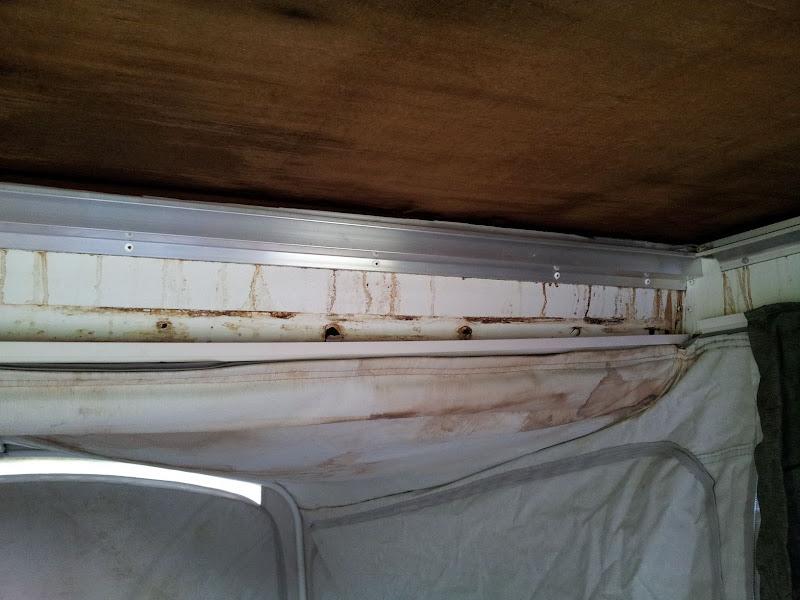 2005 Fleetwood Yuma Roof Repair