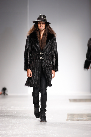Quentin Véron Autumn/Winter 2016 [men's fashion]