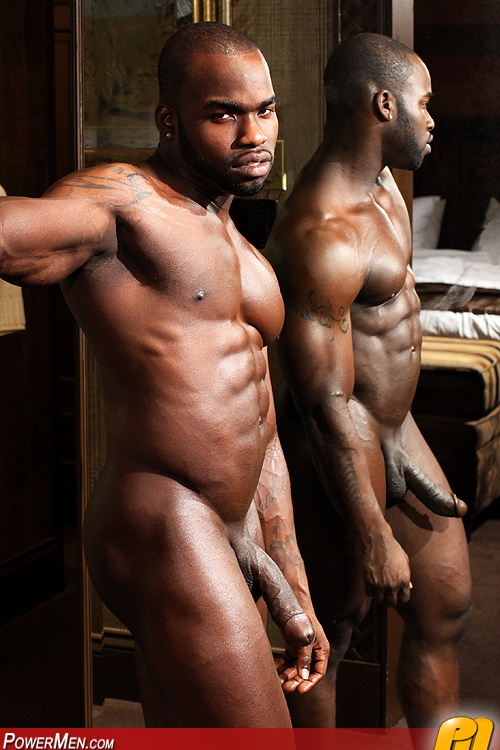 Naked Gay Black Hunks Prostitution Sting
