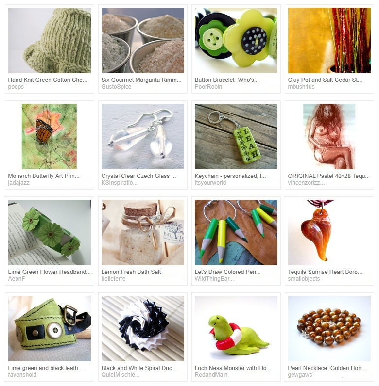 It's Margarita Time Treasury