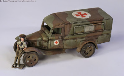 Republican Ambulance