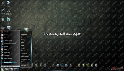 Windows 7x Dark Deluxe