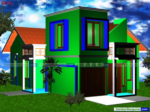desain rumah minimalis di merauke