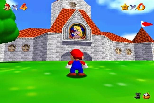 Un remake de Super Mario 64 en HD podría llegar a Linux