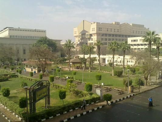 Cairo University, Cairo University Road, Oula, Giza, Egypt