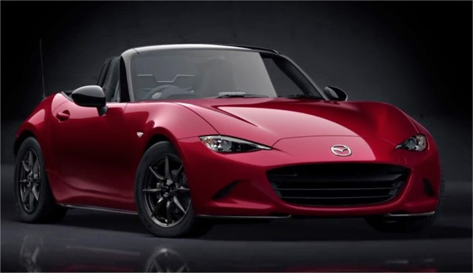 All-new 2016 Mazda MX-5 Miata Reviews and Pricing