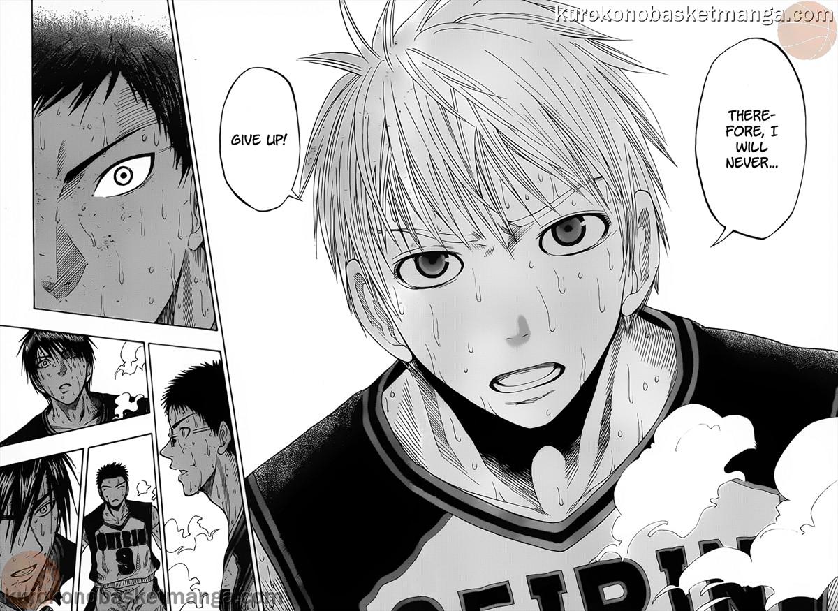 Kuroko no Basket Manga Chapter 51 - Image 12-13